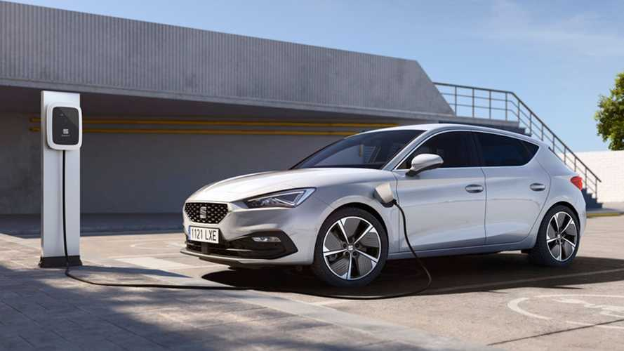 Plug-in hybrid  Seat Leon costs just under £31,000