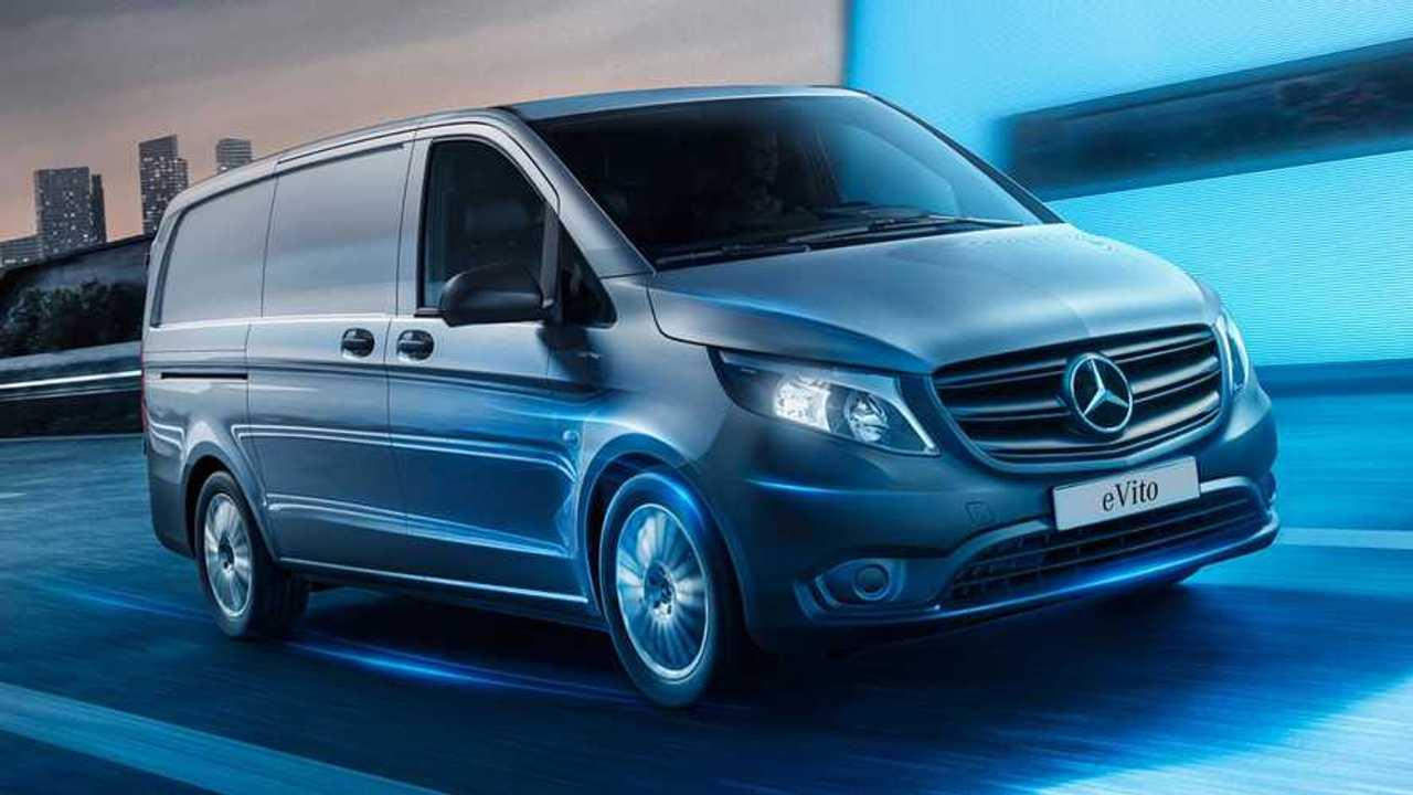 2021 Mercedes-Benz eVito