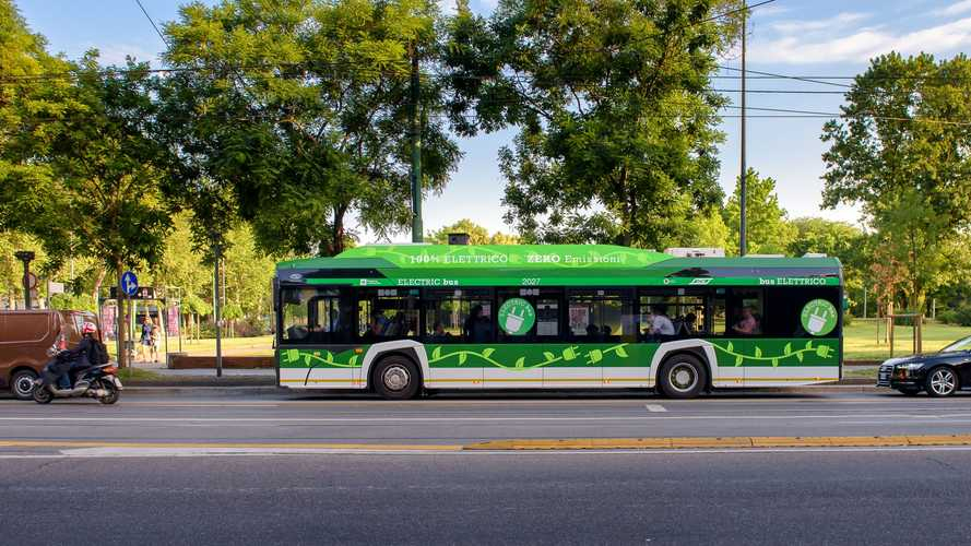 Milano Orders Additional 100 Solaris Urbino 12 Electric Buses