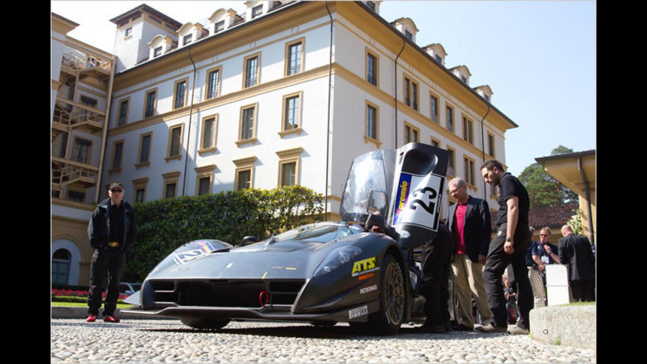 Concorso d'Eleganza Villa d'Este 2011