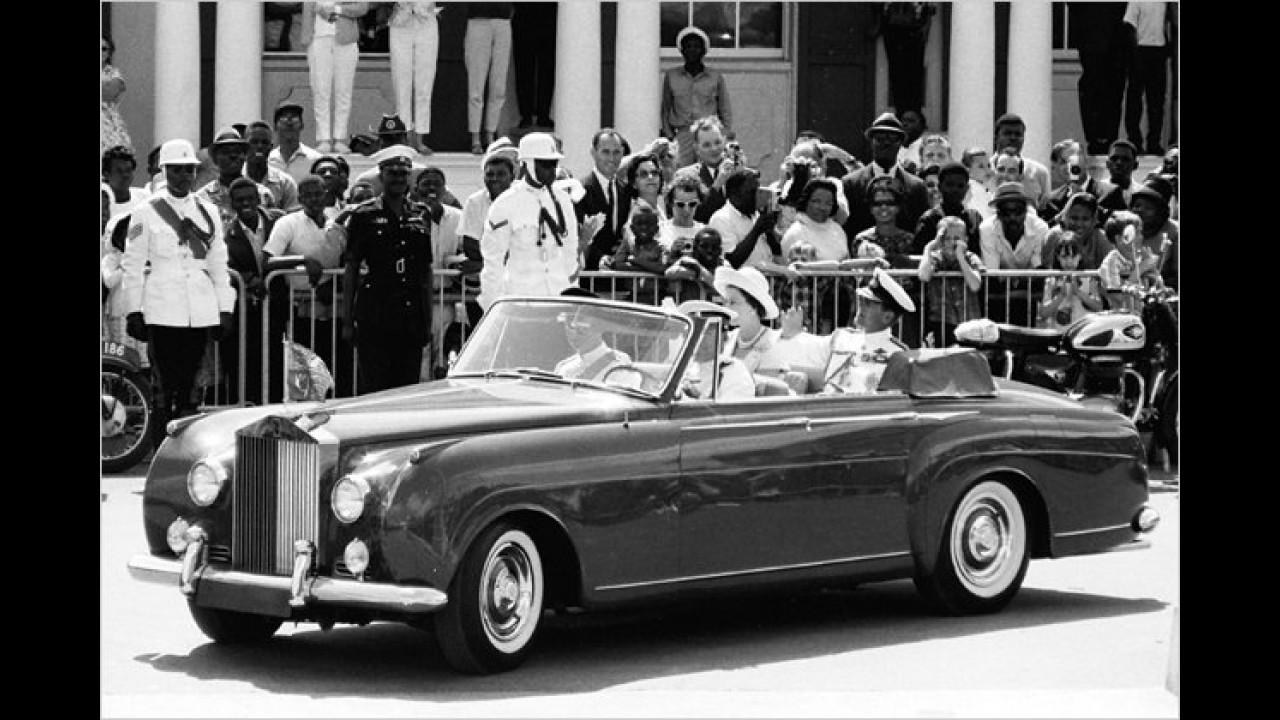Rolls Royce Silver Cloud Cabrio