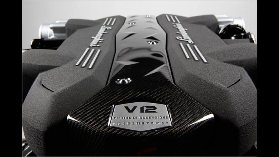Lamborghini stellt neuen Zwölfzylinder vor