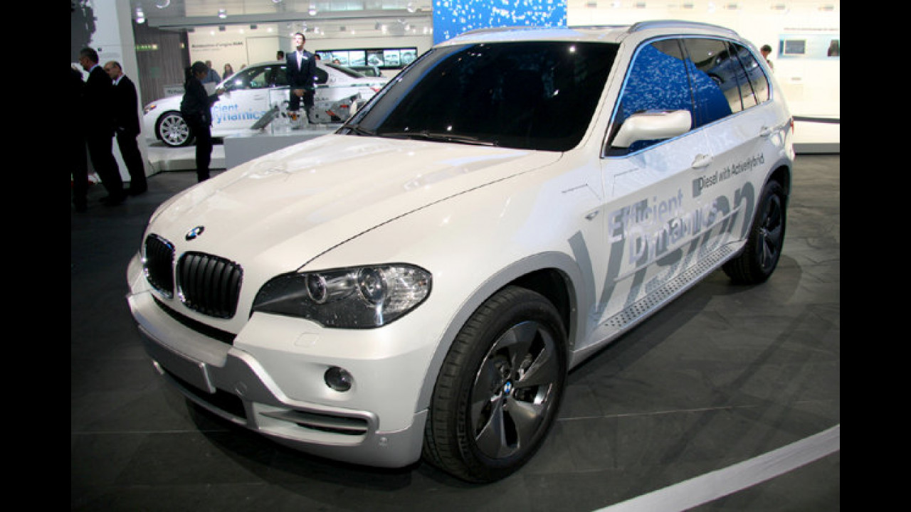 BMW X5 Vision EfficientDynamics