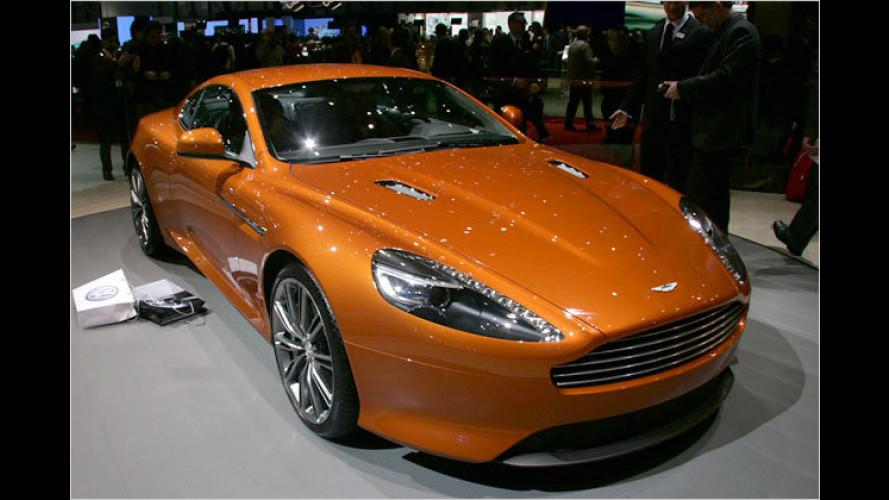 Genfer Autosalon 2011: Alle Serien-Neuheiten