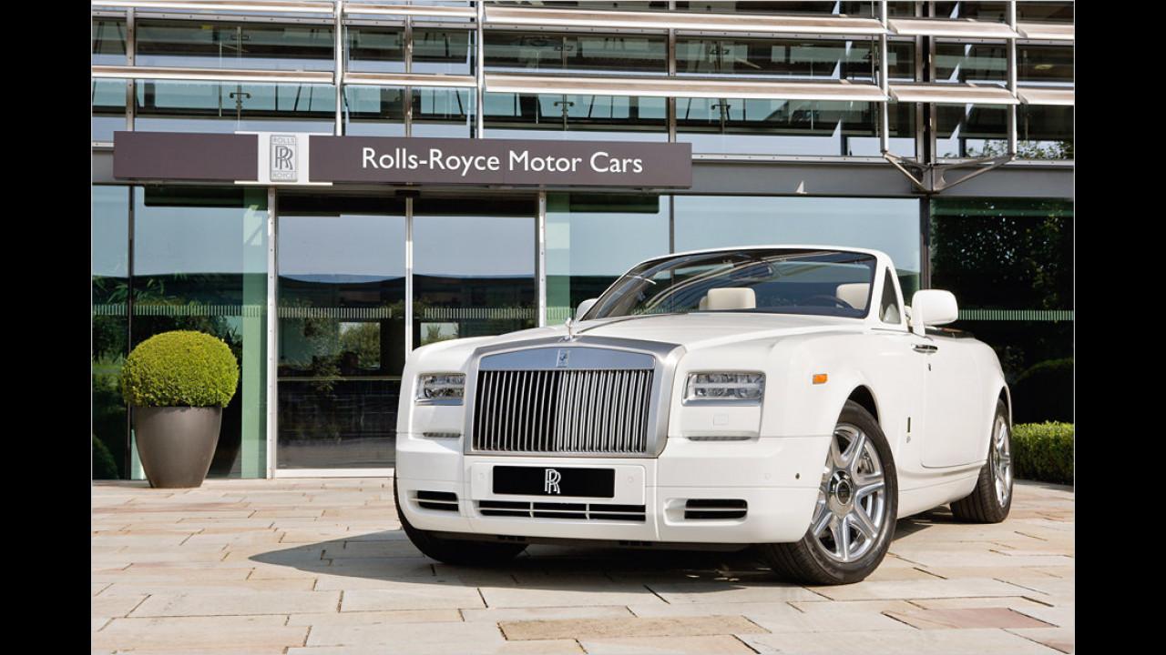 Rolls-Royce bei Olympia