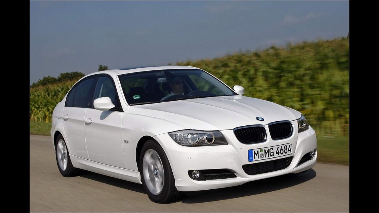 BMW 320d Efficient Dynamics Edition