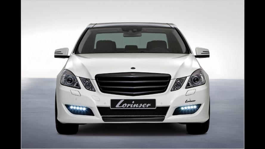 Lorinser: Edeltuning für die Mercedes E-Klasse