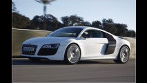 Test: Audi R8 V10 quattro