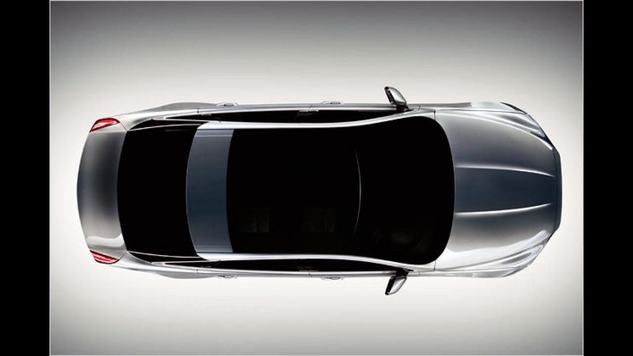 Der neue Jaguar XJ