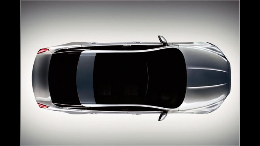 Erstmals: Der neue Jaguar XJ zeigt sich
