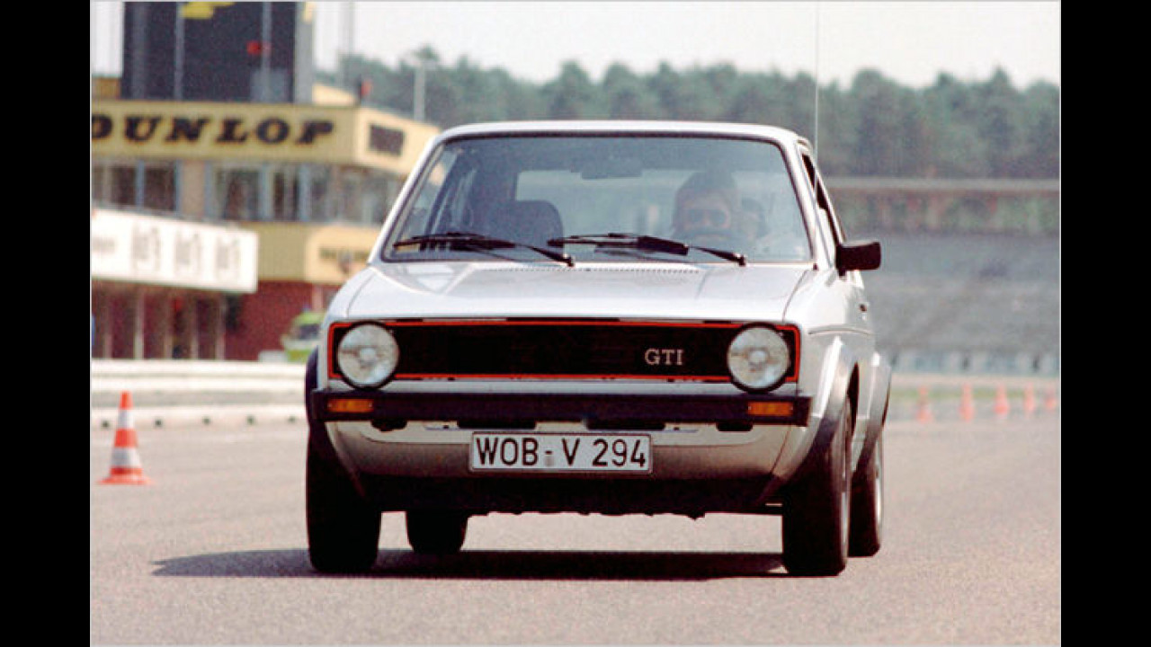 VW Golf GTI Prototyp (1975)