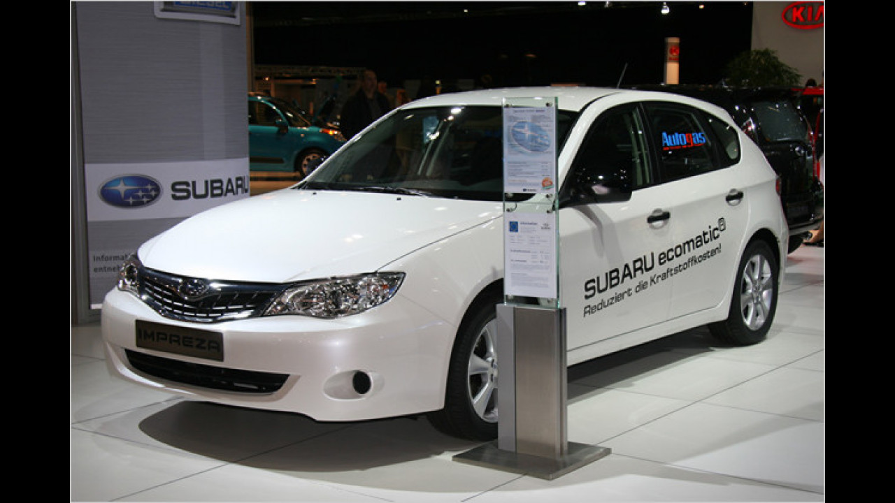 Subaru Impreza 1.5RF Ecomatic