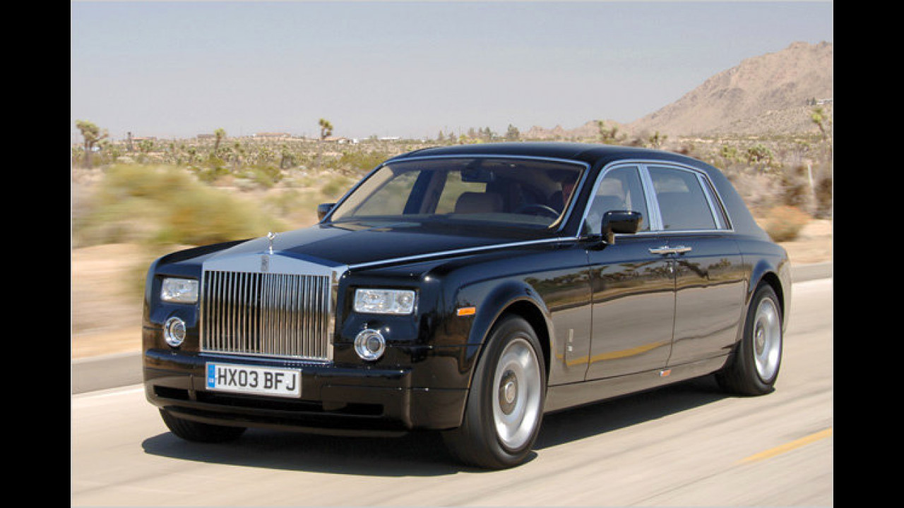Rolls-Royce Phantom (Langversion)