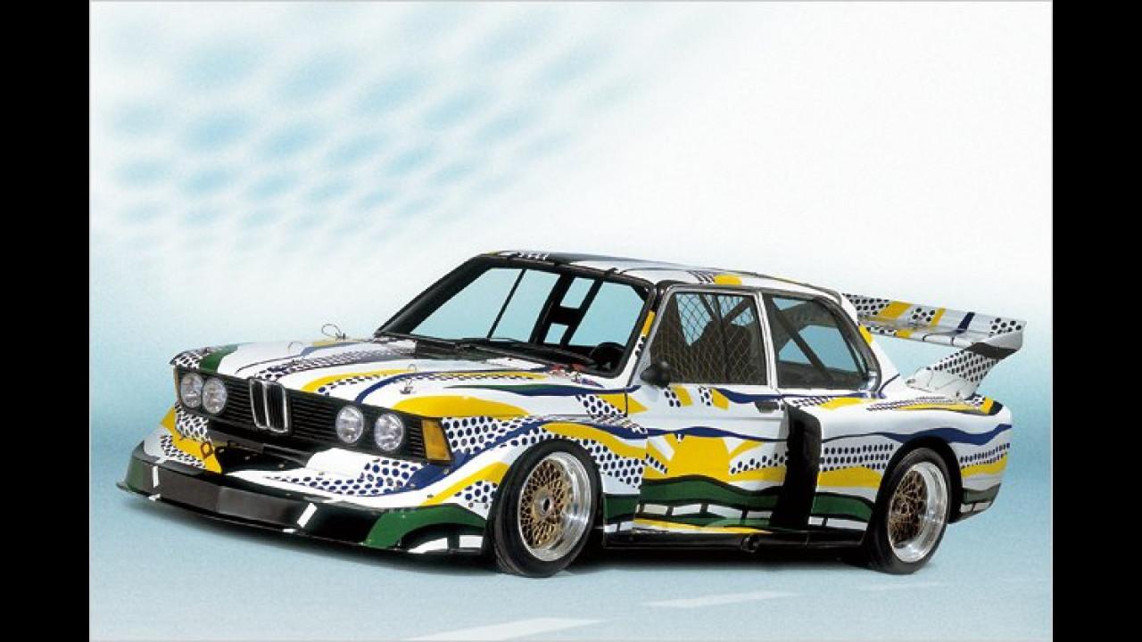 BMW 320i Gruppe 5: Roy Lichtenstein (1977)