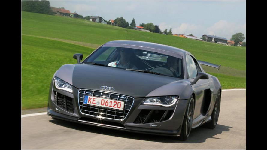 Motorsport für die Straße: Der Abt R8 GT R im Test