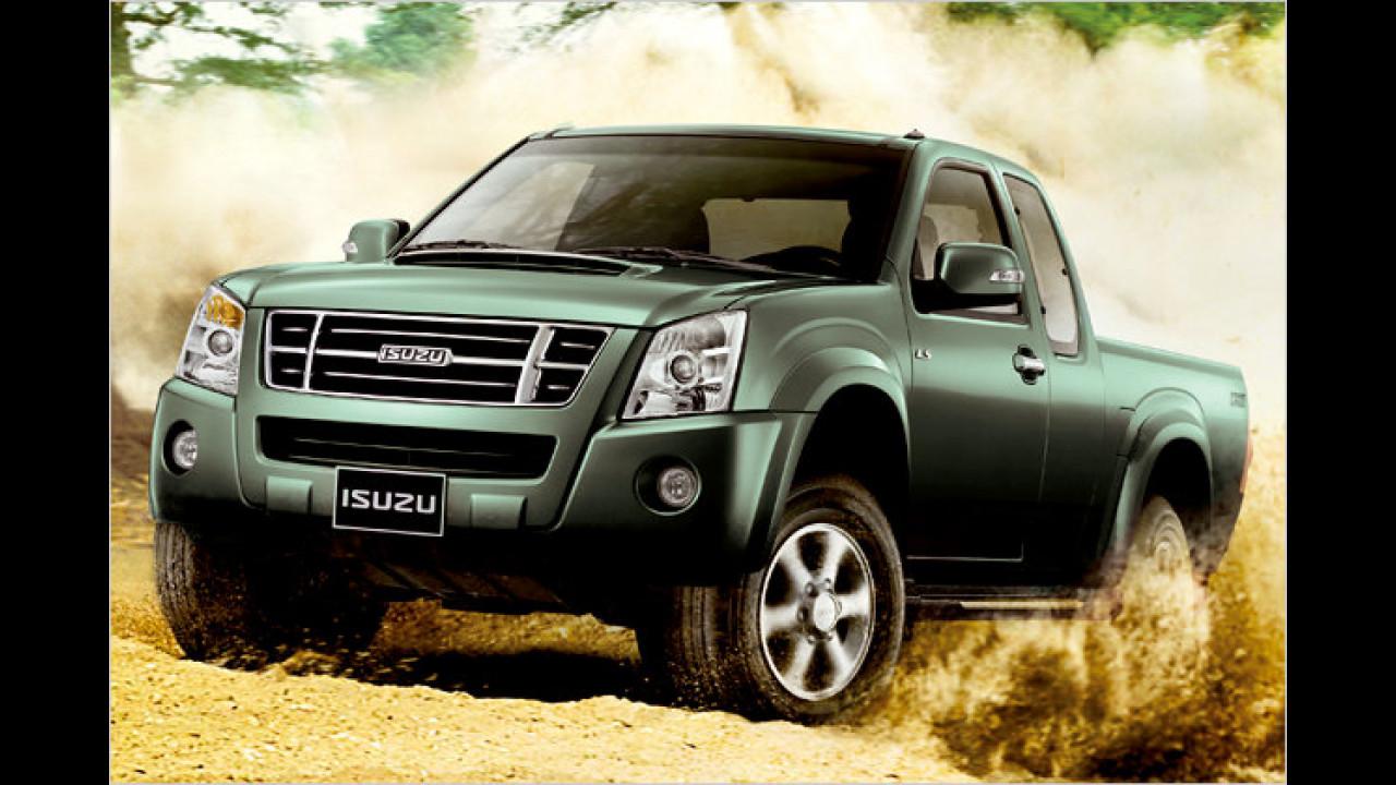 Pick-ups: Isuzu D-Max 2.5 Diesel Single Cab 2WD