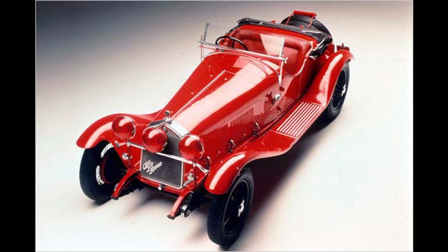 100 Jahre Alfa Romeo: Raritäten in Bremen