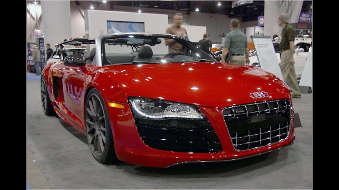 Stasis Audi R8 Spyder