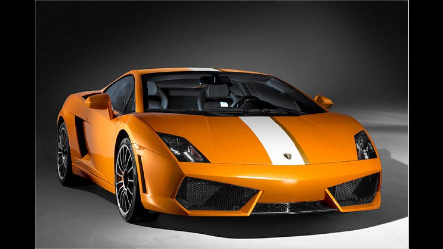 Alles nach hinten: Lamborghini bringt speziellen Gallardo
