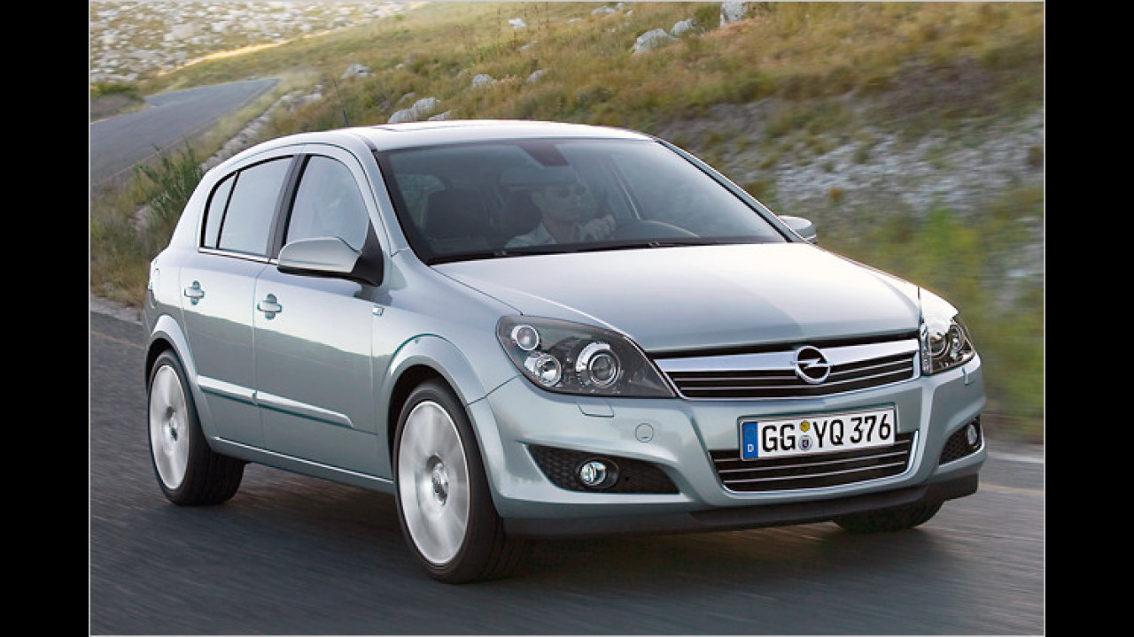 9.Opel Astra