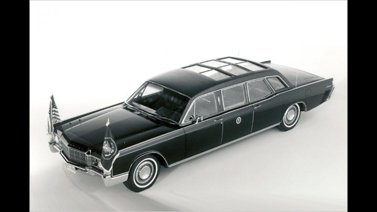 1969er Lincoln ,Presidential Limousine