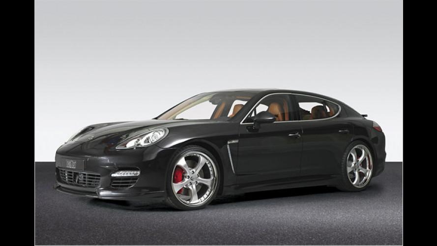 IAA 2009: TechArt veredelt den neuen Porsche Panamera