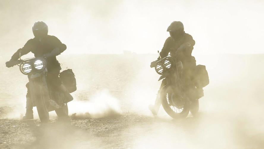 Harley-Davidson Desert Wolves, o cómo ir al desierto en Harley