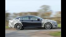Jaguar XF: Facelift