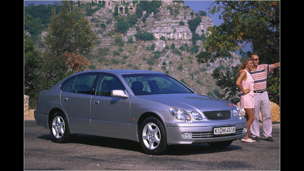 Lexus GS 300 (1993)