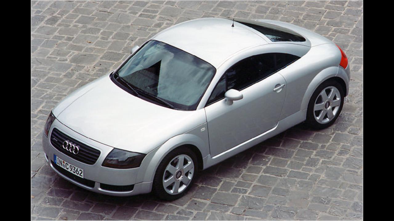 Audi TT (1998-2005)