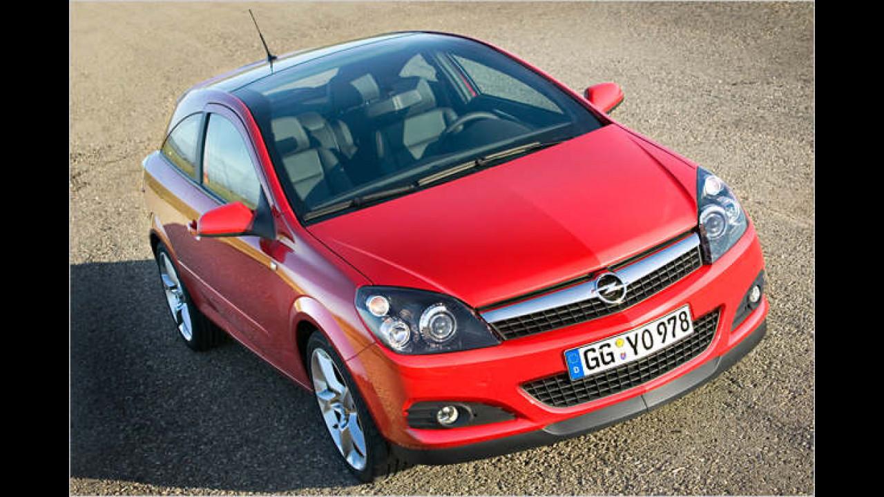 Opel Astra GTC 1.4 Twinport Easytronic