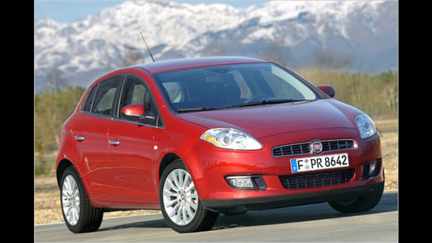 Fahranalyse-Programm Eco-Drive jetzt auch für Fiat Bravo