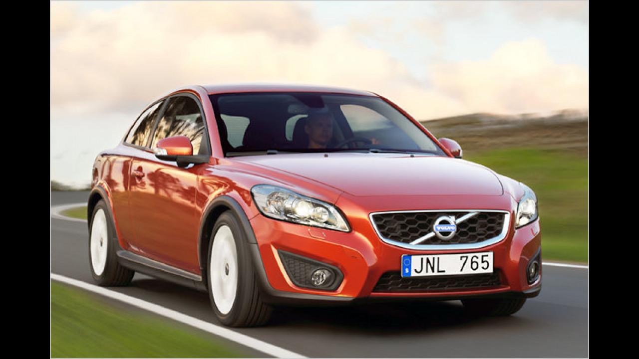 Volvo C30 1.6D DRIVe Start-Stop Kinetic