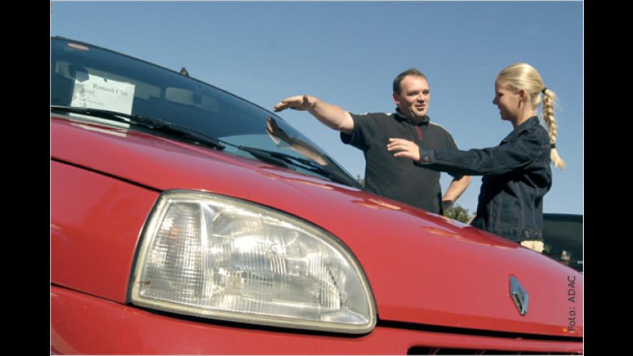 Gebrauchtwagenkauf: Darauf sollten Sie achten