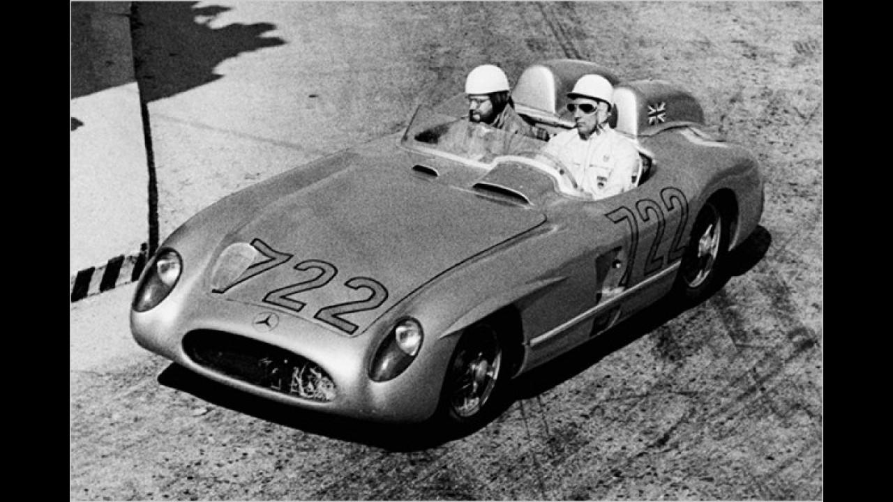 Mercedes SLR Mille Miglia (1955)