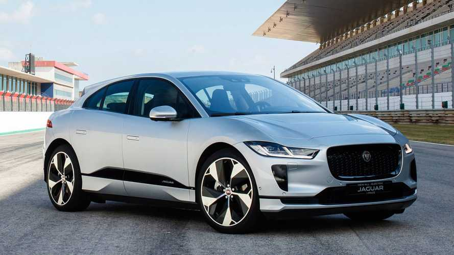 Jaguar I-Pace Ranks Dead Last In Emergency Braking Test