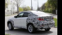 Erwischt: BMW X6