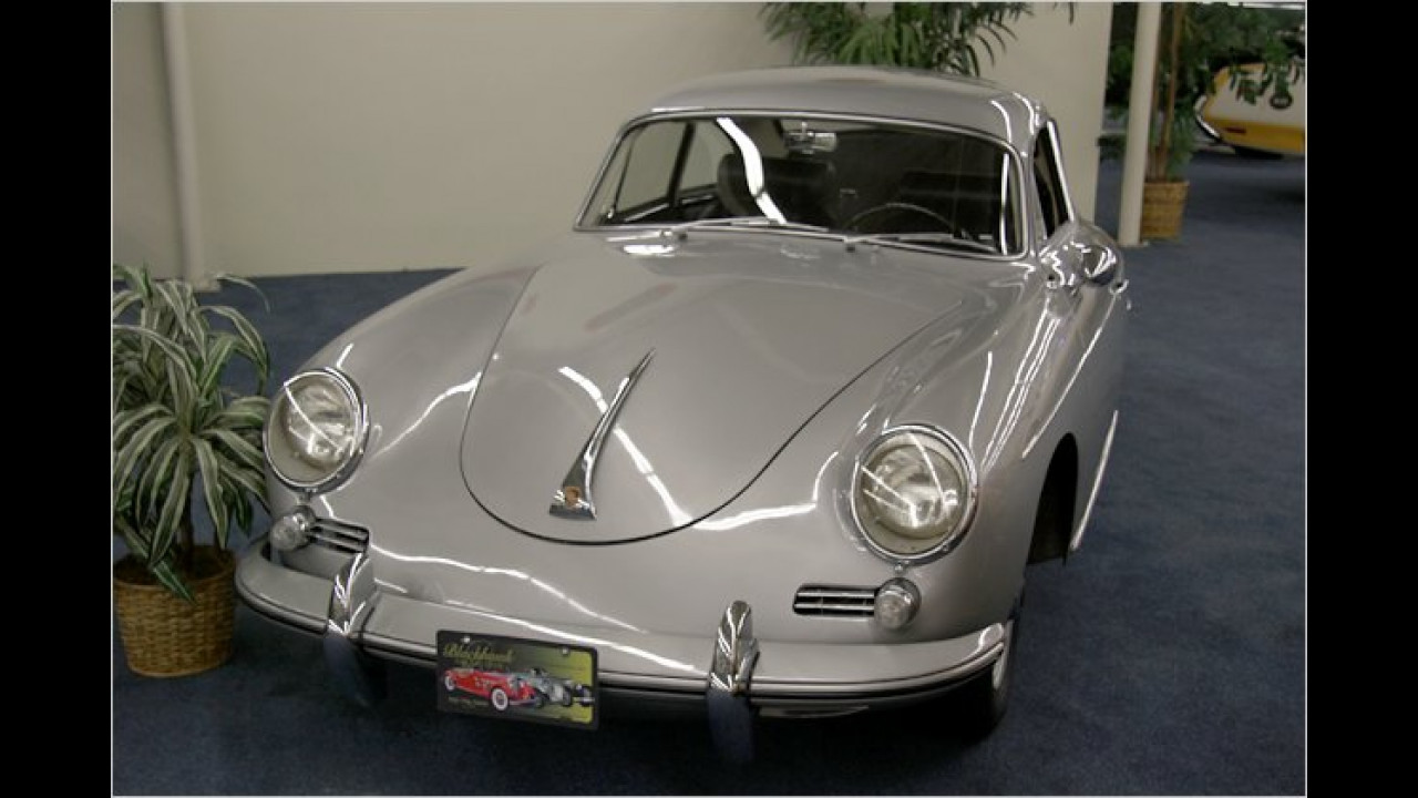 1961 Porsche 356B 1600 Super 90 Coupé
