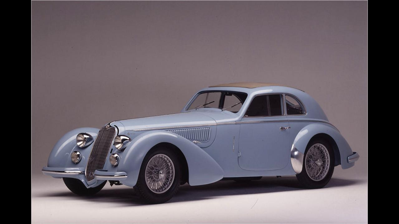 8C 2900 B Lungo Berlinetta (1938)