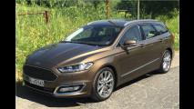 Ford Mondeo Vignale im Test