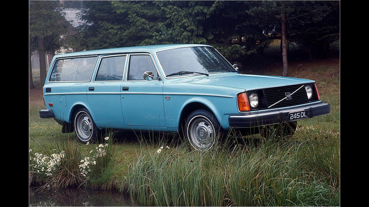 Volvo 245: Die Kombiversion der 240er-Reihe