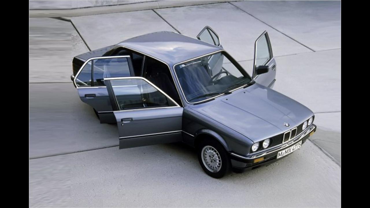 BMW 3er Viertürer (1983)