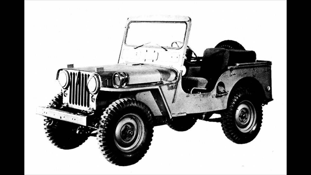 Willys-Overland ,Jeep
