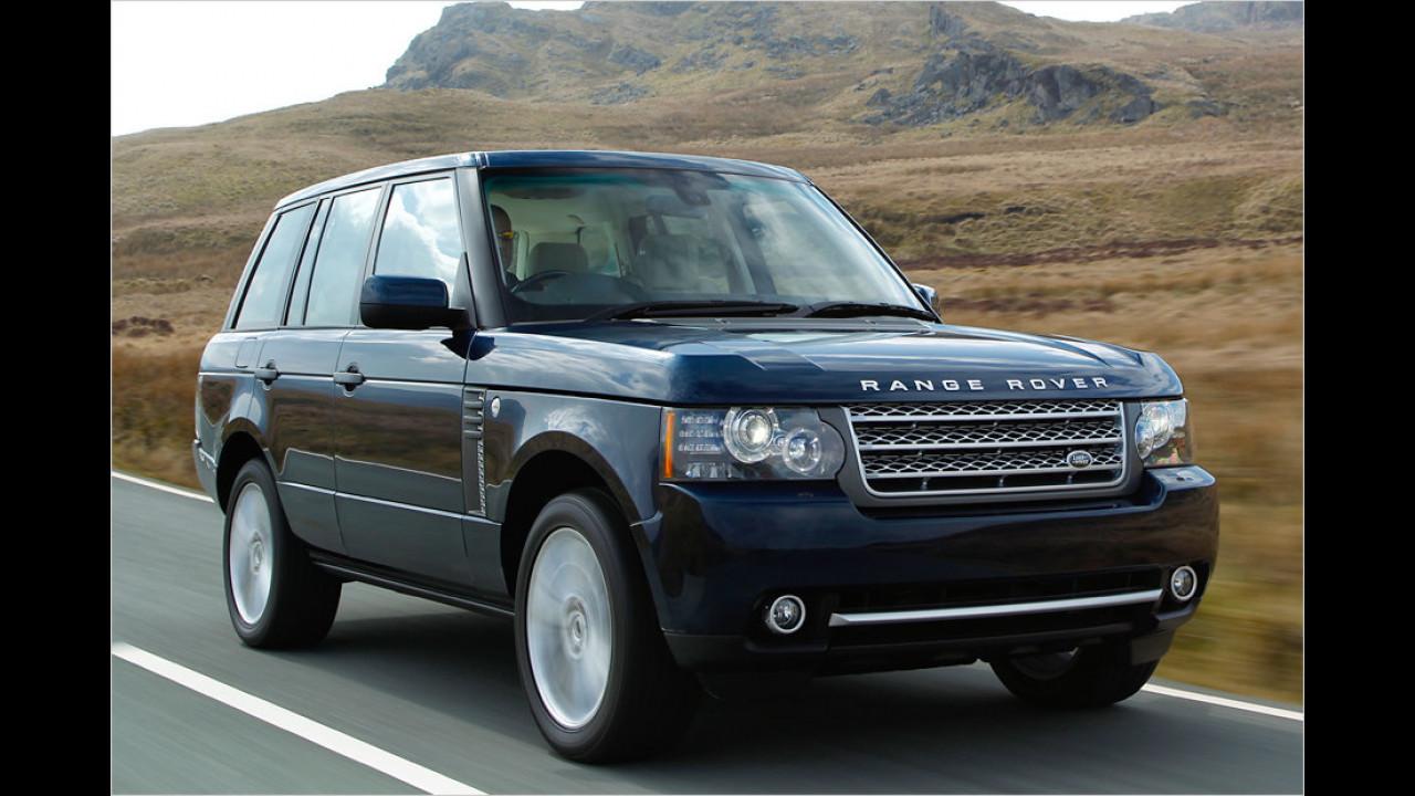 Land Rover Range Rover 4.4 TDV8