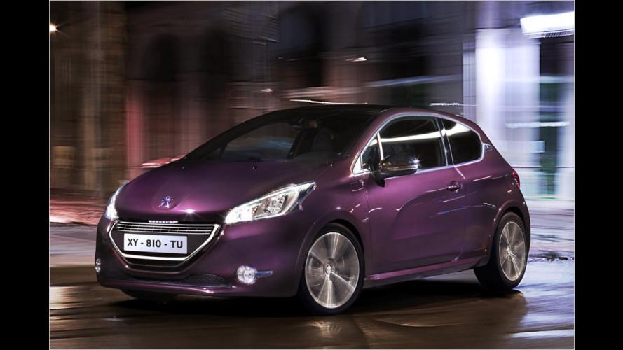 Peugeot 208: Neues Sondermodell 208 XY