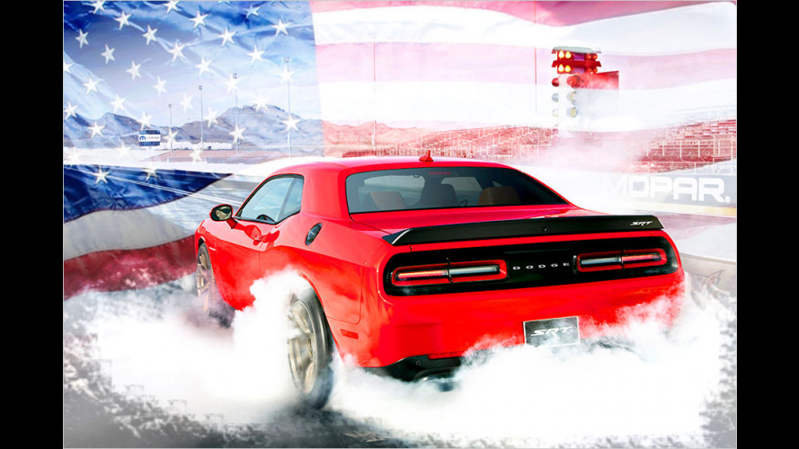 US-Autos, die wir gerne bei uns hätten