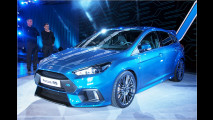 Neuer Ford Focus RS