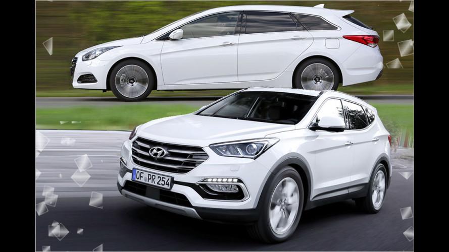 Kombi gegen SUV: Das Laderaum-Duell