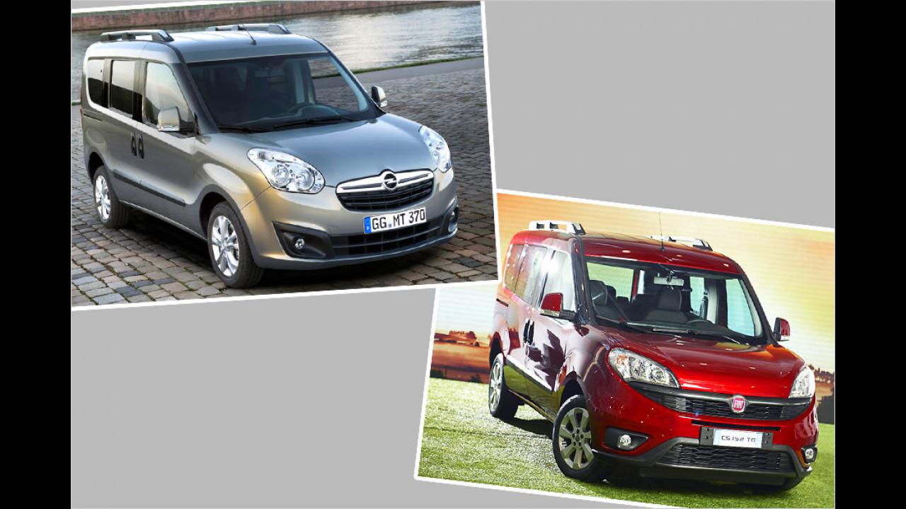 Opel Combo / Fiat Doblò
