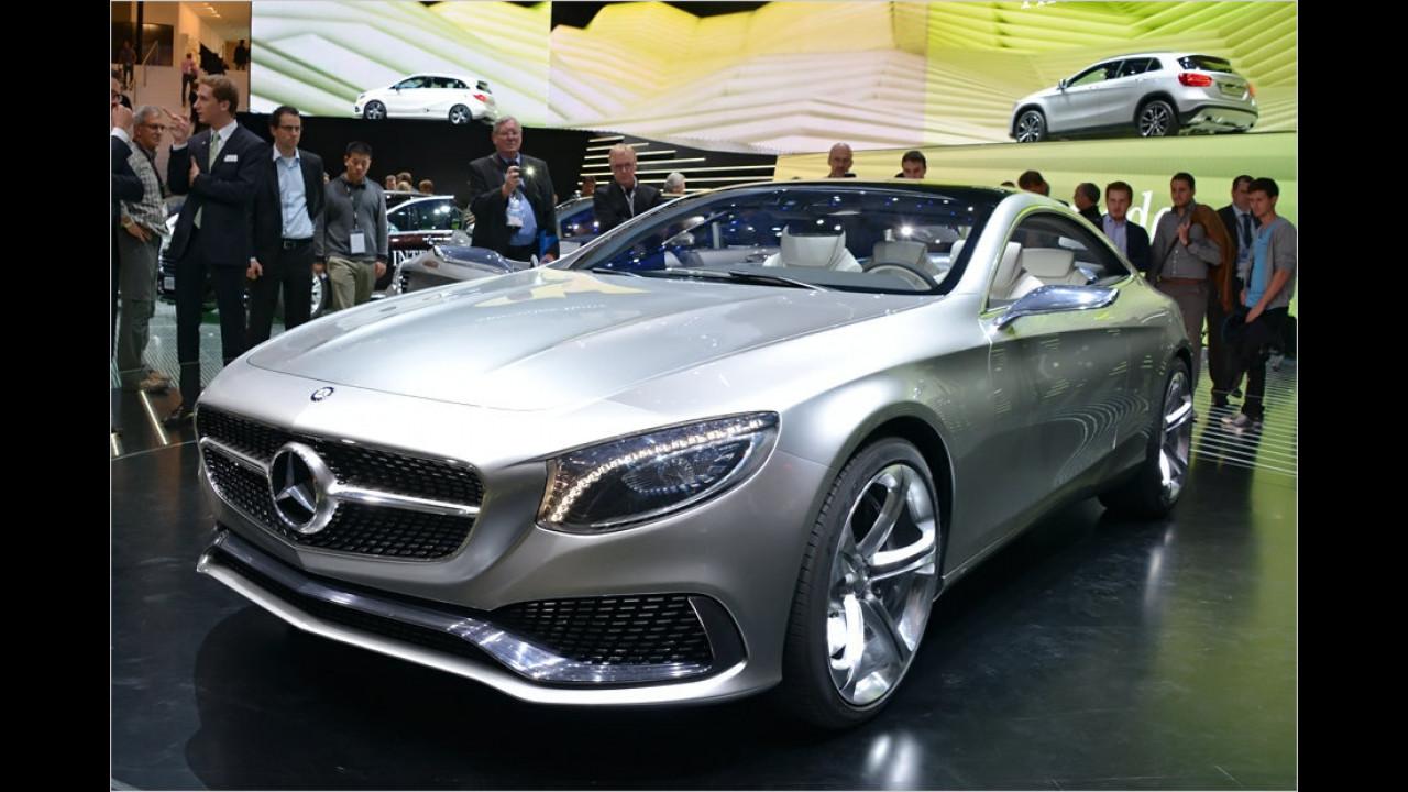 Mercedes S-Class Coupé